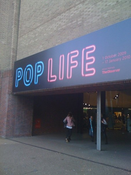 Pop Life @ The Tate